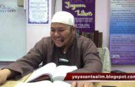 Yayasan Ta'lim: Huraian Kitab Tauhid [11-10-2015]