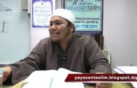 Yayasan Ta'lim: Huraian Kitab Tauhid [28-08-2016]