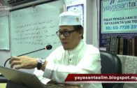 Yayasan Ta'lim: Ilmu Balaghah Al Quran [19-08-16]