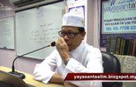 Yayasan Ta'lim: Ilmu Balaghah Al Quran [23-09-16]