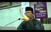 Yayasan Ta'lim: Ilmu Balaghah Al Quran [30-01-15]