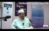 Yayasan Ta'lim: Jalan Mereka Yang Menuju Allah (Adab Persahabatan & Pergaulan) [12-05-13]