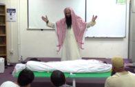 Yayasan Ta'lim: Janazah Course (Session 2) [21-12-14]