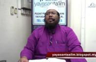 Yayasan Ta'lim: Kajian Perbandingan Agama [07-09-16]