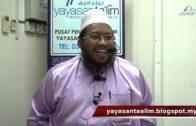 Yayasan Ta'lim: Kajian Perbandingan Agama [22-06-16]