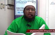 Yayasan Ta'lim: Kajian Perbandingan Agama [24-08-16]