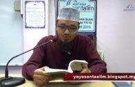 Yayasan Ta'lim: Kasyfu Syubuhat [21-08-16]