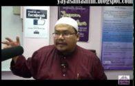 Yayasan Ta'lim: Kelas Hadith Sahih Muslim [07-11-12]