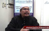 Yayasan Ta'lim: Kelas Hadith Sahih Muslim [11-05-16]