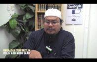 Yayasan Ta'lim: Kelas Hadith Sahih Muslim [12-02-14]