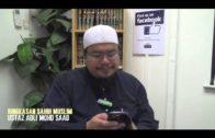 Yayasan Ta'lim: Kelas Hadith Sahih Muslim [15-01-14]