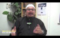 Yayasan Ta'lim: Kelas Hadith Sahih Muslim [15-10-14]