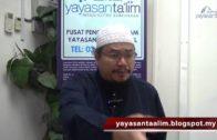 Yayasan Ta'lim: Kelas Hadith Sahih Muslim [17-02-16]