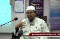 Yayasan Ta'lim: Kelas Hadith Sahih Muslim [19-08-15]