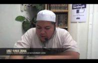 Yayasan Ta'lim: Kelas Rasul & Risalah [04-11-14]
