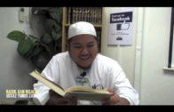 Yayasan Ta'lim: Kelas Rasul & Risalah [13-05-14]