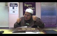 Yayasan Ta'lim: Kelas Sahih Muslim [13-07-14]