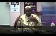 Yayasan Ta'lim: Konsekuensi Mencintai Rasulullah [08-03-14]
