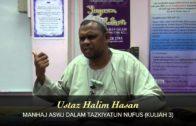 Yayasan Ta'lim: Manhaj ASWJ Dalam Tazkiyatun Nufus [12-04-15]