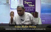 Yayasan Ta'lim: Manhaj ASWJ Dalam Tazkiyatun Nufus [12-09-15]