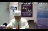 Yayasan Ta'lim: Manhaj Salaf Aqidah Salaf [19-05-13]