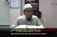 Yayasan Ta'lim: Menjawab Syubuhat Golongan Anti Hadith [22-11-15]