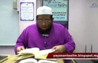 Yayasan Ta'lim: Pemantapan Aqidah ASWJ [08-11-16]