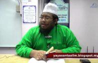 Yayasan Ta'lim: Pemantapan Aqidah ASWJ [25-10-16]