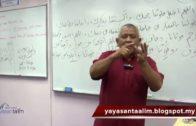 Yayasan Ta'lim: Praktikal Nahu, Sorof & Ei'rab Al-Quran [16-12-15]