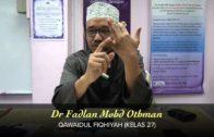 Yayasan Ta'lim: Qawaidul Fiqhiyah [05-07-15]