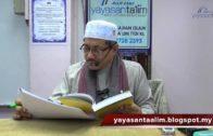 Yayasan Ta'lim: Sakit Hati & Hasad Dengki [14-02-16]