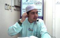 Yayasan Ta'lim: Sejarah Hidup Rasulullah [18-03-18]