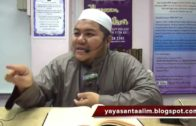 Yayasan Ta'lim: Syarah Risalah Taghut [30-07-15]