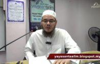 Yayasan Ta'lim: Syarhus Sunnah [06-11-16]