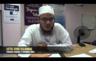 Yayasan Ta'lim: Syarhus Sunnah [07-12-14]