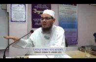 Yayasan Ta'lim: Syarhus Sunnah [18-01-15]