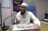 Yayasan Ta'lim: Syarhus Sunnah [29-03-15]