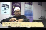 Yayasan Ta'lim: Tafsir Al-Qur'an Juz 2 (Ibn Kathir) [20-08-13]