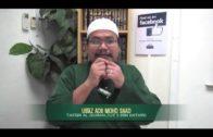 Yayasan Ta'lim: Tafsir Al-Qur'an Juz 2 (Ibn Kathir) [25-11-14]