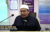 Yayasan Ta'lim: Tafsir Al-Qur'an Juz 3 (Ibn Kathir) [07-04-15]