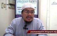 Yayasan Ta'lim: Tafsir Maudhu'ie [14-05-16] (Surah Al Baqarah)