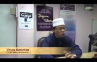 Yayasan Ta'lim: Talbis Iblis [24-08-13]