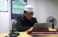 Yayasan Ta'lim: Talbis Iblis [27-08-16]