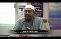 Yayasan Ta'lim: Tatacara Penerimaan Ilmu & Penghujahan Agama [01-10-14]