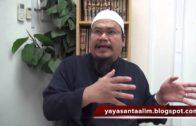 Yayasan Ta'lim: Tatacara Penerimaan Ilmu & Penghujahan Agama [06-05-15]