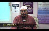 Yayasan Ta'lim: Tatacara Penerimaan Ilmu & Penghujahan Agama [10-12-14]