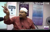 Yayasan Ta'lim: Tatacara Penerimaan Ilmu & Penghujahan Agama [27-03-13]