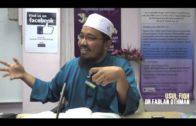 Yayasan Ta'lim: Usul Fiqh [05-01-14]