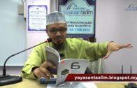 Yayasan Ta'lim: Usul Sittah [18-09-16]