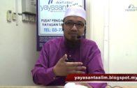 Yayasan Ta'lim: Usul Sittah [23-10-16]